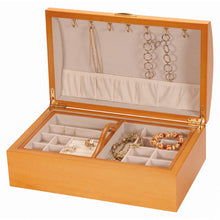 Mele & Co Anita Inlayed Wooden Chest Jewellery Box