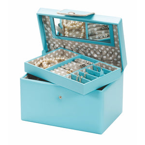 Mele & Co Mia Carribean Sea Jewellery Box