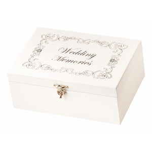 Mele & Co Wedding Memory Box
