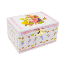 Mele & Co Children's Musical Flower Jewellery Box