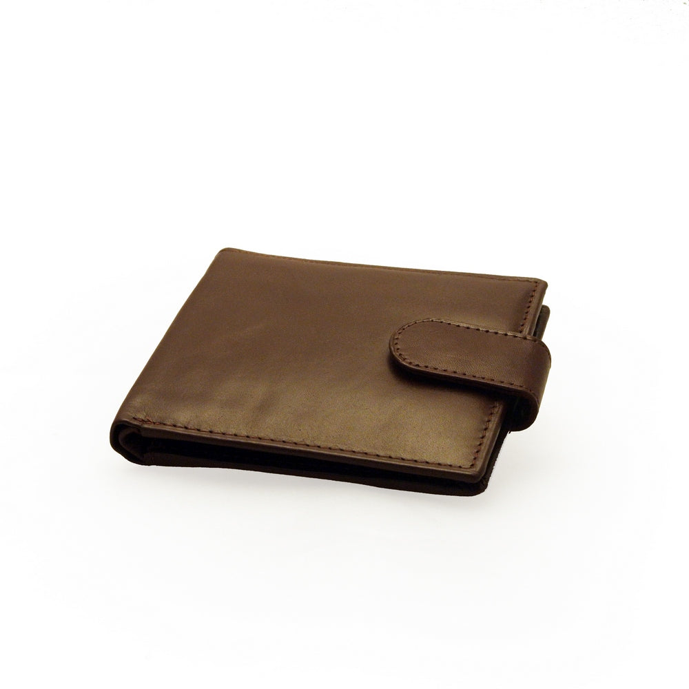Taurus Dark Brown Wallet