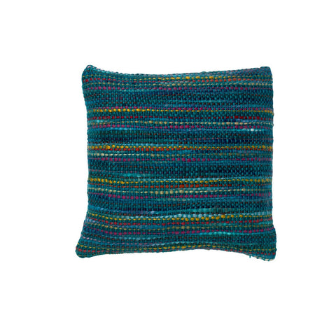 Transomnia Kanti Decorative Cushion  - Blue