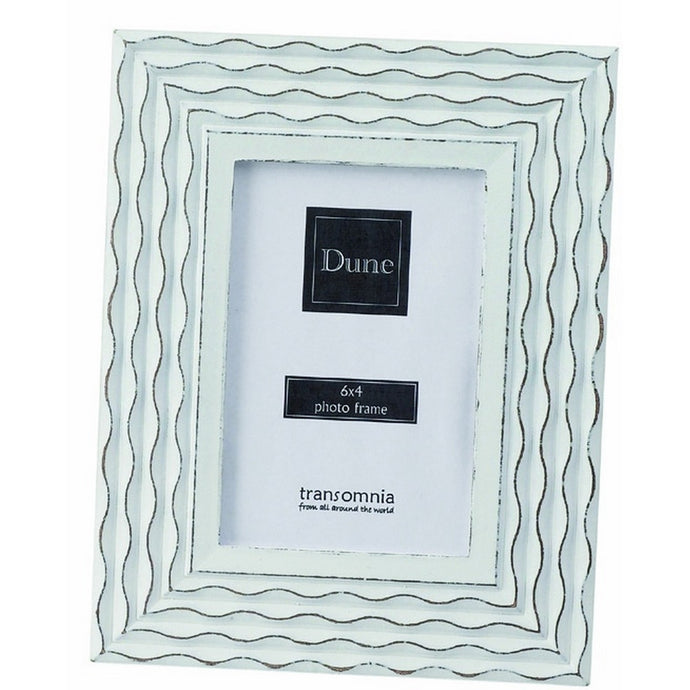 Transomnia Dune 6 X 4 Wood Photo Frame