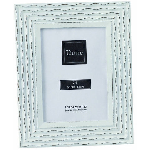 Transomnia Dune 7 X 5 Wood Photo Frame