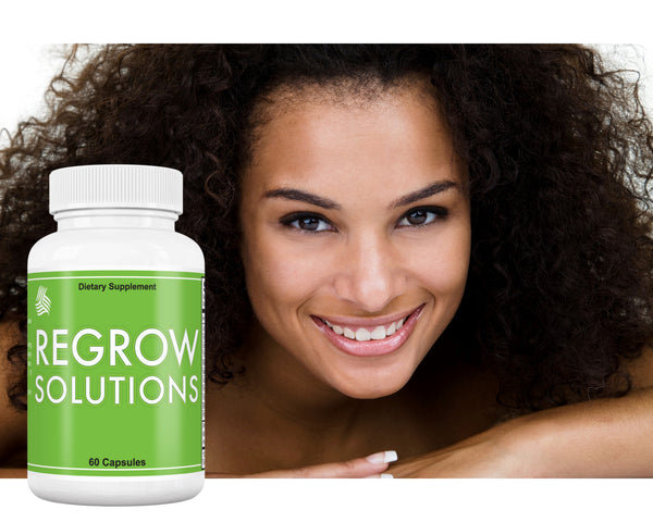 Regrow Solutions - 4 bottles