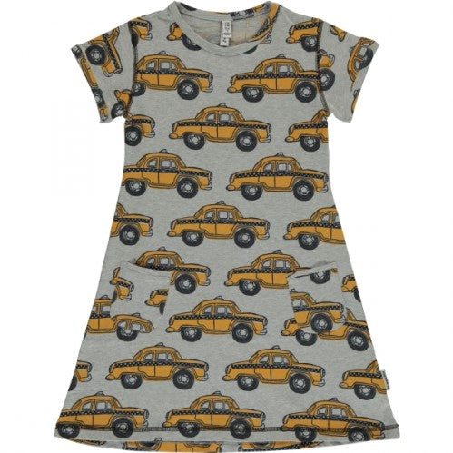 Taxi Pocket Dress (3-8 years)