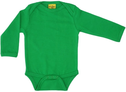 Green Long Sleeve Bodysuit (NB-12 months)