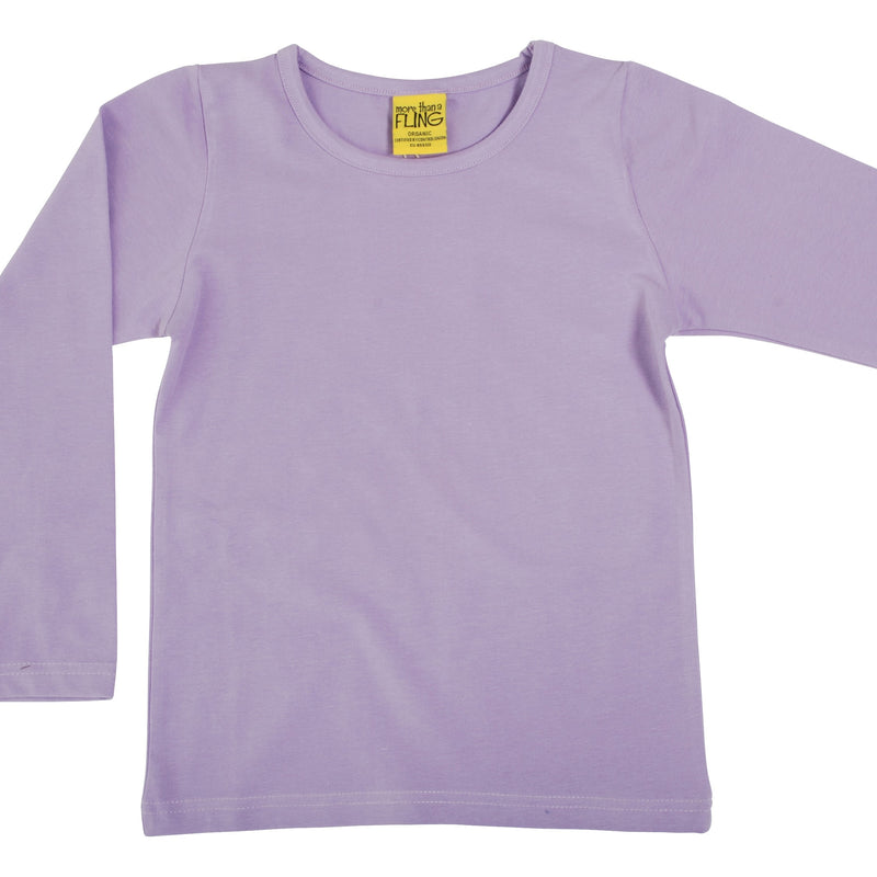 Viola Long Sleeve Top (1-12 years)