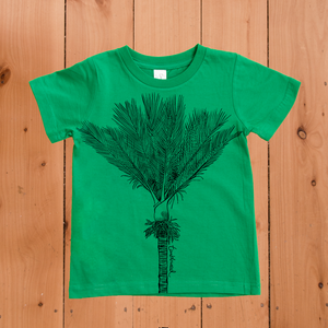 Nikau T-shirt (2 - 12 years)