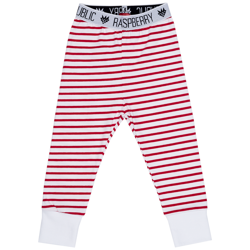 Red Stripe Pants (18 months - 9 years)