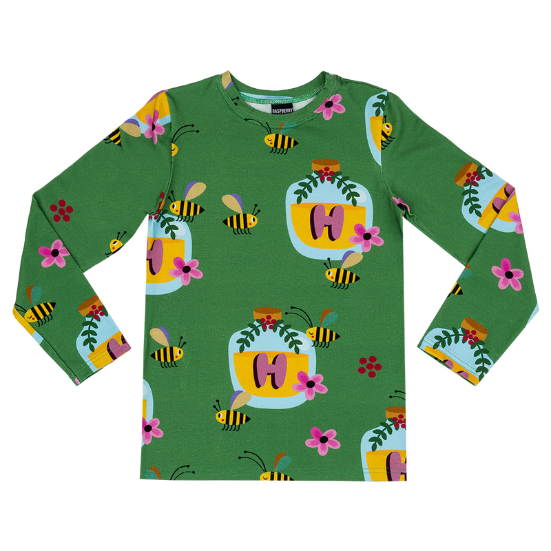 Hi Honey! Long-Sleeve T-Shirt (3 - 11 years)