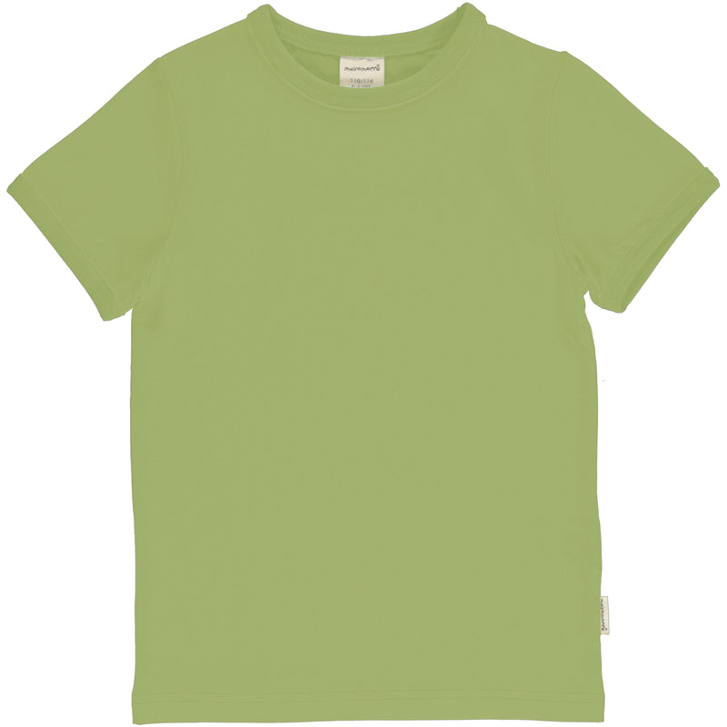 Solid Pear T-shirt (3-10 years)