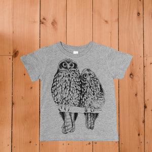 Ruru/Morepork T-shirt (2 - 12 years)