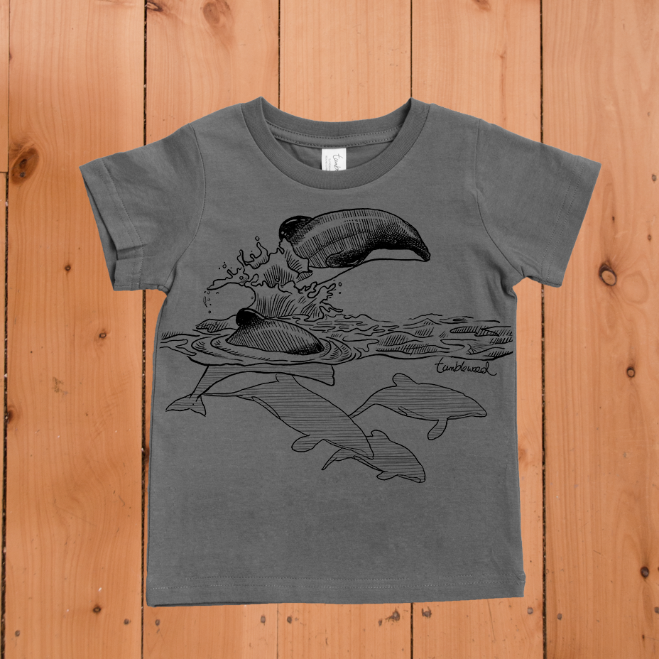 Maui Dolphins T-shirt (2 - 12 years)