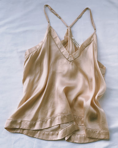 vintage style camisole by Isabel Marant.
