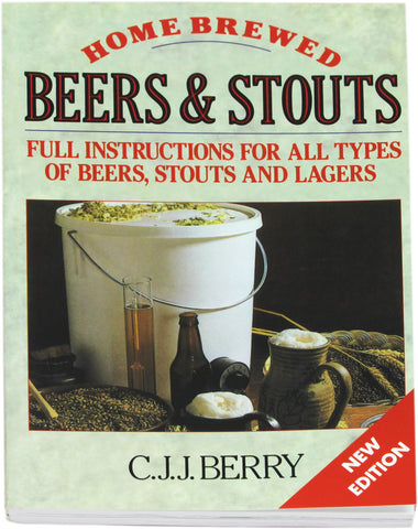 Beer Making Books
