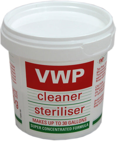 Cleaners and Sterilisers