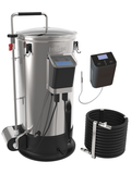 Brewers Barn Grainfather with new control box
