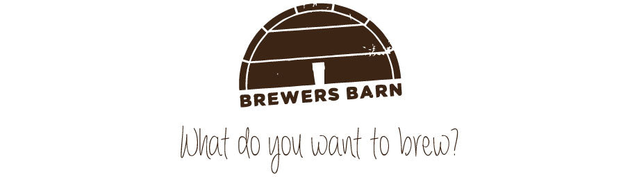 Brewers Barn What are you going to brew?