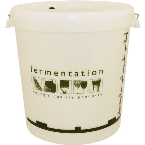 33 Litre Fermentation Bucket and Lid - Brewers Barn