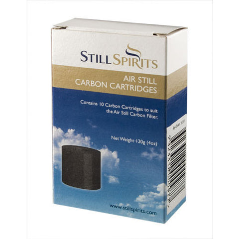 Carbon Cartridges (Pack of 10) - Brewers Barn - 1