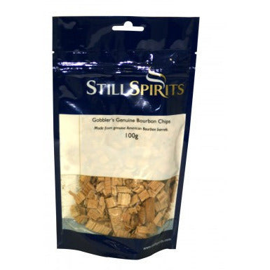 Still Spirits Gobbler's Genuine Bourbon Chips - Brewers Barn - 1