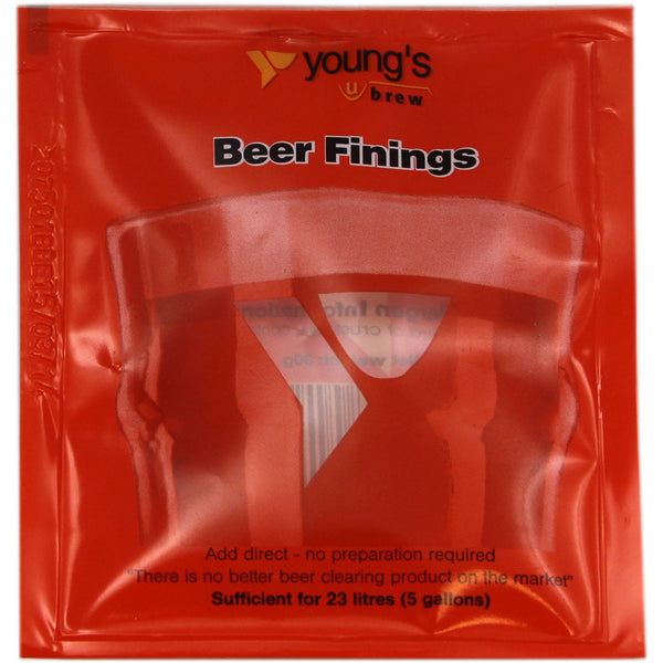 Young's Beer Finings - Brewers Barn - 1