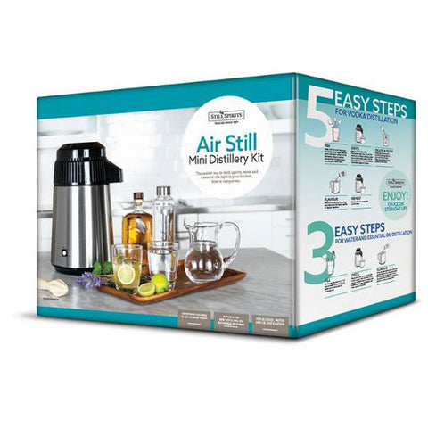 Air Still Mini Distillery Kit - Brewers Barn