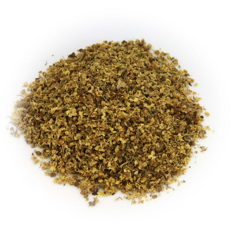 Dried Elderflowers 50grm - Brewers Barn