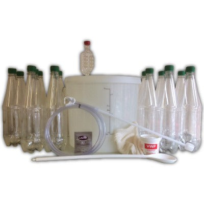 Easy Elderflower Champagne Kit 16 Litres - Brewers Barn