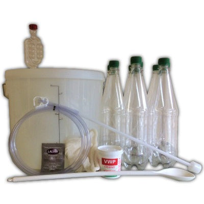 Easy Elderflower Champagne Kit 8 Litres - Brewers Barn