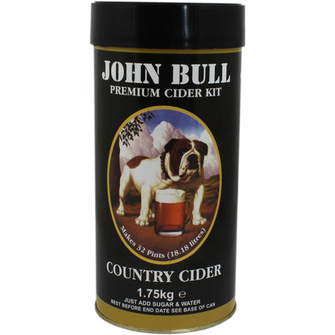 John Bull Country Cider 40pt Home Brewing Kit - Brewers Barn