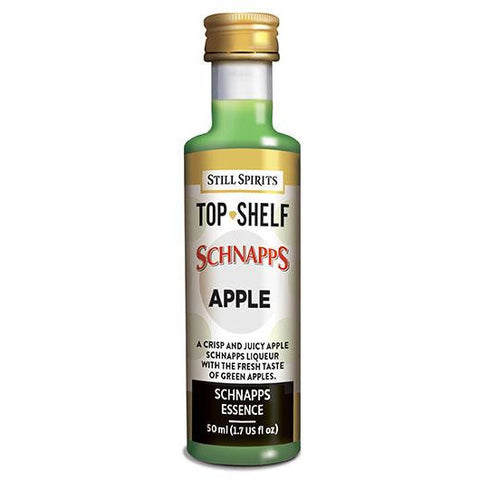 Still Spirits Apple Schnapps - Brewers Barn