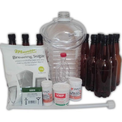 Complete Turbo Cider Making Kit - Brewers Barn - 9