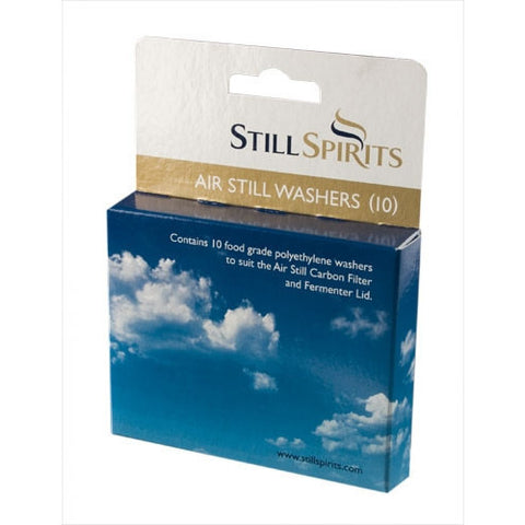 Air Still Washers (10 pack) - Brewers Barn