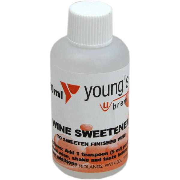 Wine Sweetener 50ml - Brewers Barn - 1