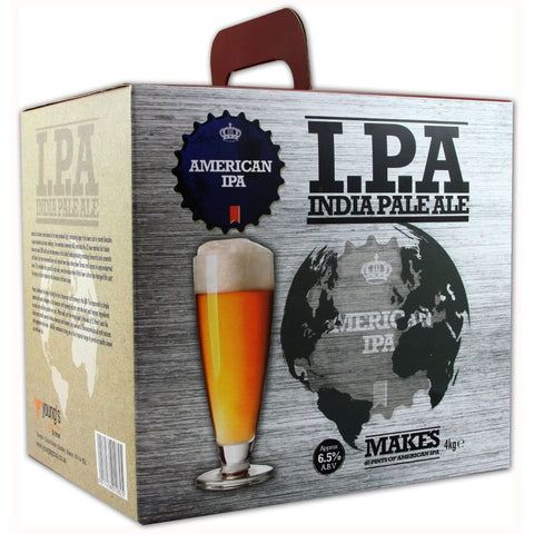 Youngs American IPA 40 Pint Home Brewing Kit - Brewers Barn