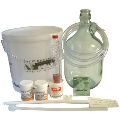 Complete Mead Making Starter Kit - Brewers Barn - 1