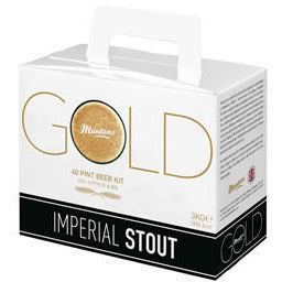 Muntons Gold Imperial Stout 40pt Home Brewing Kit - Brewers Barn - 1