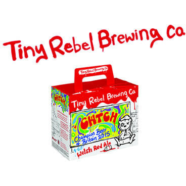Tiny Rebel Brewing Company Cwtch 40 Pint Home Brew Beer Kit - Brewers Barn