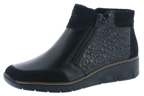 Rieker 53782-00 Was €67 now €53
