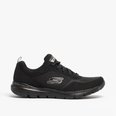 Skechers 13069 BBK Flex Appeal 3.0 Go Forward