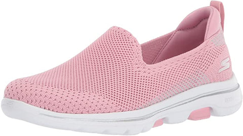 Skechers 15900 Light Pink Go Walk 5 - Prized Was €73 now €58