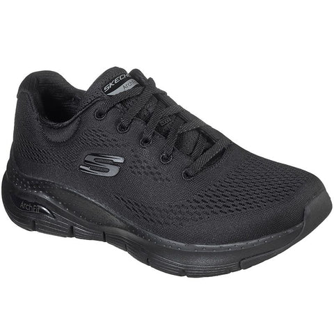 Skechers 149057 Black Arch Fit Sunny Outlook