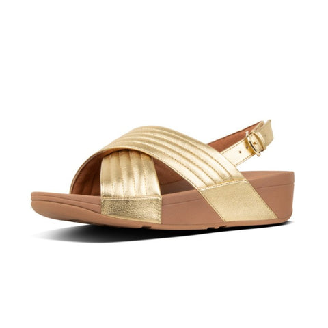 Fitflop Lulu Padded Sandal Artisan Gold Was €100 now €50