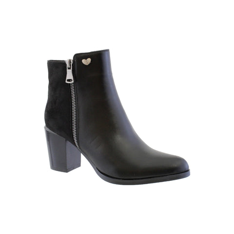susst black ankle boot kenzie