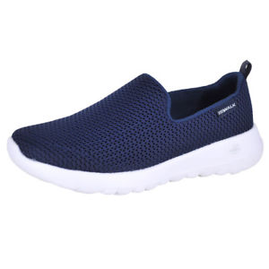 skechers go walk navy