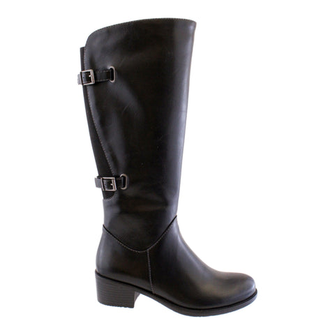 susst flat knee boot