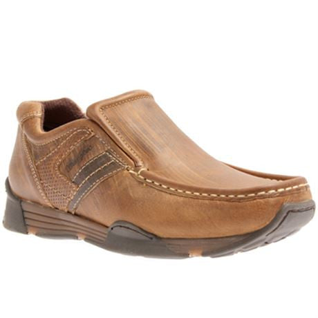 Wrangler Lavey - 3 Tan Semi Scratch                                              FREE DELIVERY