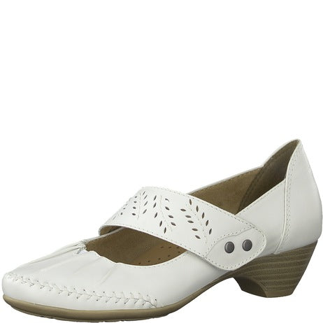 Jana 8-8-24312-24 100 White Was €69 now €45